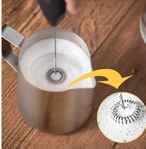 Best  Frother Pither oat Milk