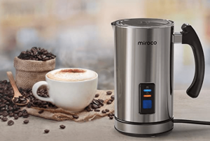 Best Milk Frother for Microfoam