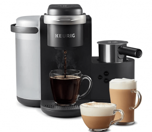 Best Pod Coffee Machine With Milk Frother