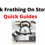 How To Froth Milk On The Stove