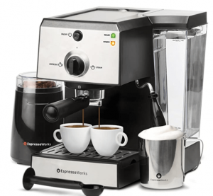 Best Budget Coffee Machine With Milk Frother