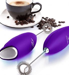 Best Handheld Milk Frother For Plant Based Milk