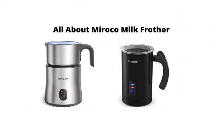 Best Miroco Milk Frother